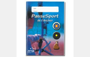 PASSEPORT SPORTIF COMPETITIONS OFFICIELLES